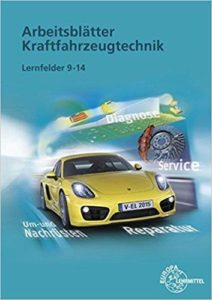 Arbeitsblätter KFZ