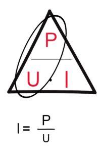 Formelumstellen Dreieck