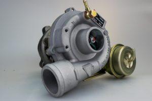 Wie funktioniert ein turbolader
