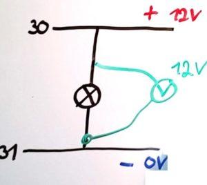 Drosselklappenpotentiometer